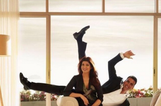 Twinkle Khanna Gives Fans a Lesson on How to Deal With Naughty Kids