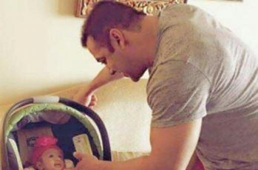 Mamu Jaan Salman Khan Bonds with Baby Ahil
