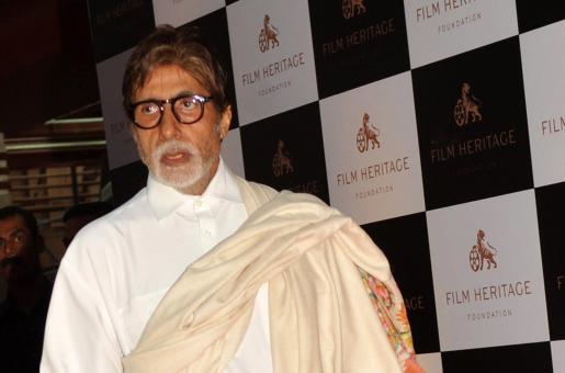 Amitabh Bachchan DENIES Tax Fraud