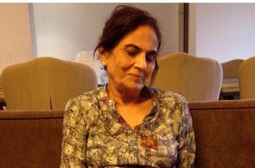 Grandmom Salma Khan Dotes on Baby Ahil