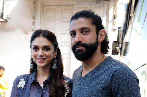 Wait! Did Farhan Akhtar and Aditi Rao Hydari Make Their 'Alleged' Relationship Official?