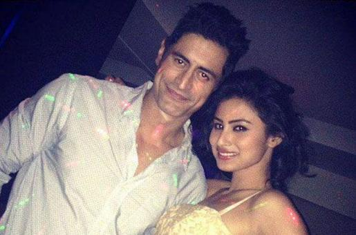 Trouble in Paradise for Mouni Roy and Mohit Raina?