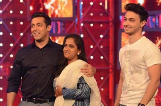 Is Aayush Sharma Ready to Enter Bollywood?
