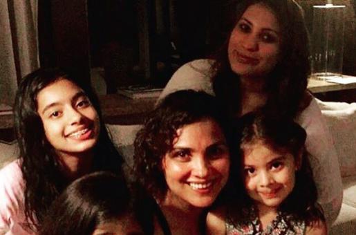 Inside Lara Dutta's Birthday Celebrations
