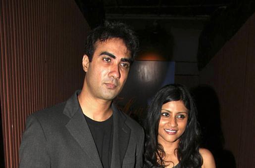 Ex-Couple Ranvir Shorey and Konkona Sen Sharma SPOTTED Dancing