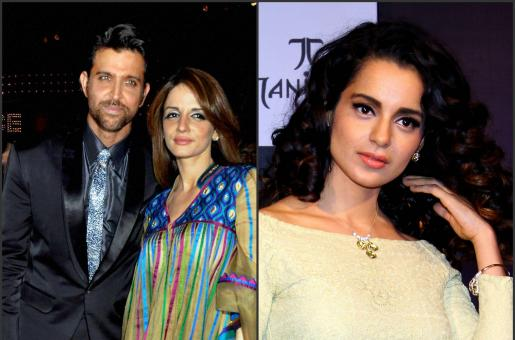 Sussanne Khan Breaks Her Silence on the Hrithik-Kangana Controversy