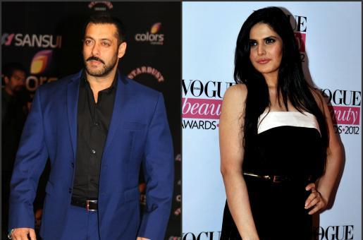 How Salman Khan Helped Zareen Khan Lose Weight