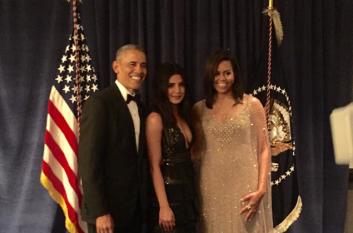 Priyanka Chopra's Date with the Obamas