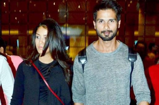 Mira Rajput SPOTTED with her Baby Bump
