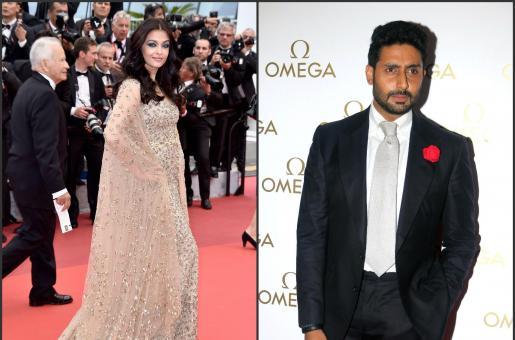 Abhishek Bachchan Can't Stop Gushing Over Wife Aishwarya Rai Bachchan's Cannes Appearance