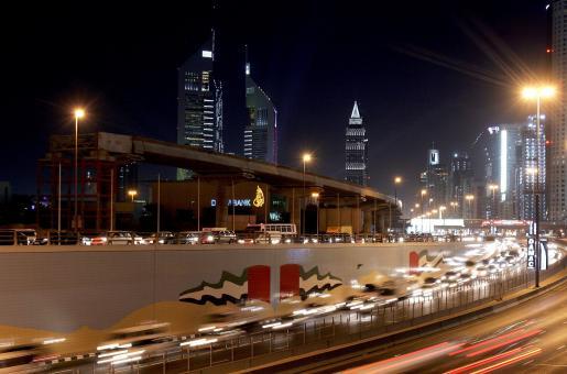 Dubai Population Touches 4 Million