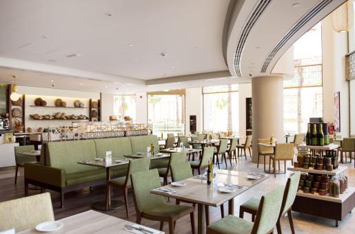 Restaurant Review: Cafe Bateel JBR