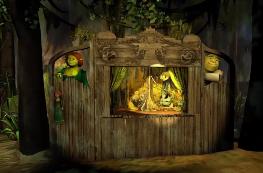 Dubai is All Set to be the Home Of Shrek