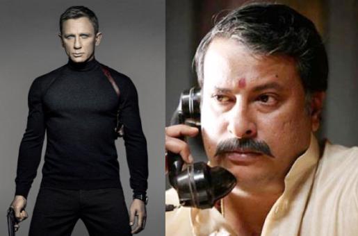 007 Actor Daniel Craig in Timangshu Dhulia's Next?