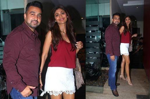 Shilpa Shetty and Hubby Raj Kundra are Back Together Amidst Separation Rumours!