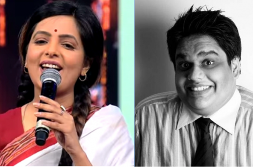 'Lataji Herself Appreciated Me': Sugandha Mishra Defends Her Mimicry of the Great Singer