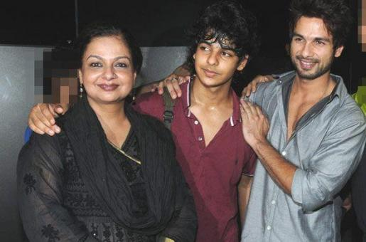'Shahid Has Taken Care of Ishaan in So Many Ways': Mother Neelima Azim on Both her Sons
