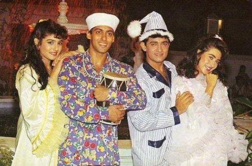 Behold! Classic Film Andaz Apna Apna to Have a Sequel!