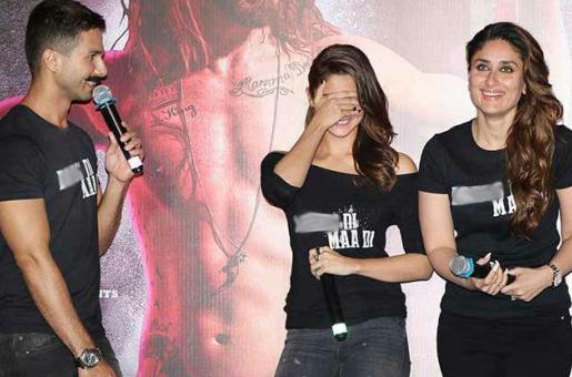 When Shahid Kapoor Came to Alia Bhatt's Rescue at the 'Udta Punjab' Press Meet