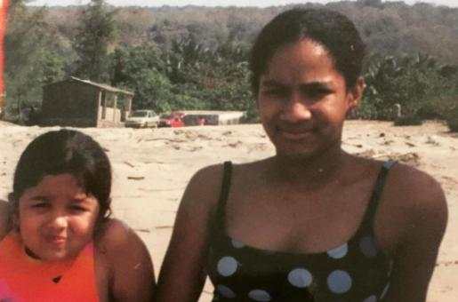Celebrity Throwback: Who's That Doll Chilling on the Beach With Masaba Gupta?