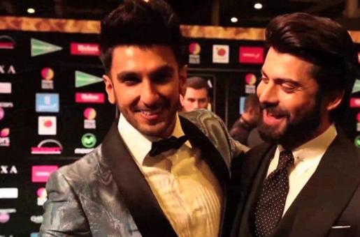 'Can I Get a Hug?': Ranveer Singh to Fawad Khan on the IIFA 2016 Green Carpet