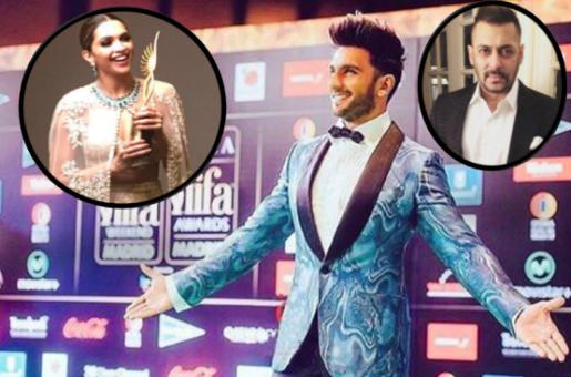 Deepika Padukone Thinks Ranveer Singh is More Deserving Than Salman Khan!