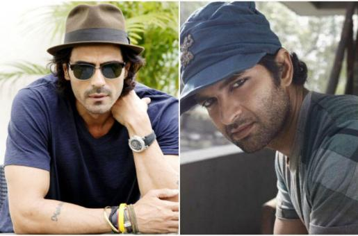 Major Showdown on Rocks On 2 Sets Between Arjun Rampal and Purab Kohli