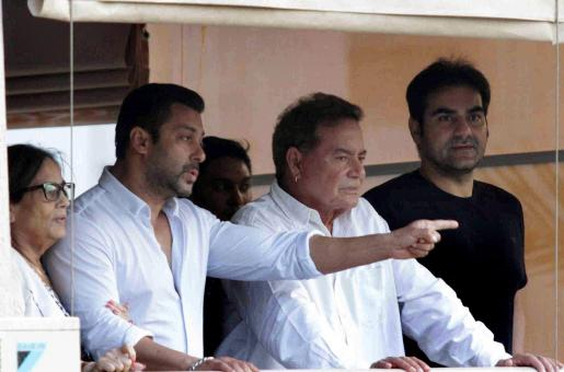 'I Hoped That the Problem Would be Over': Salim Khan on Salman Khan's Controversial Comment