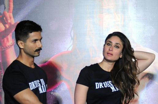 Shahid Kapoor and Kareena Kapoor Khan to be Parents in the Same Year