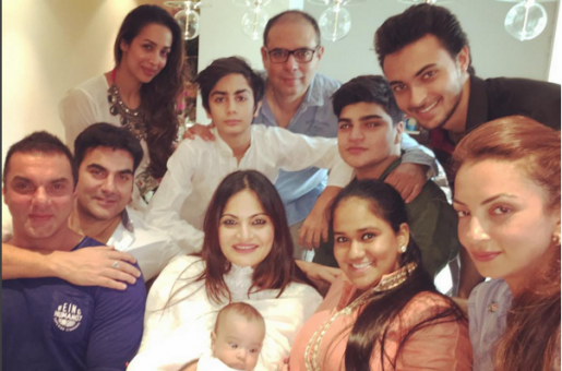 Malaika Arora Spends Eid With the Khan Family