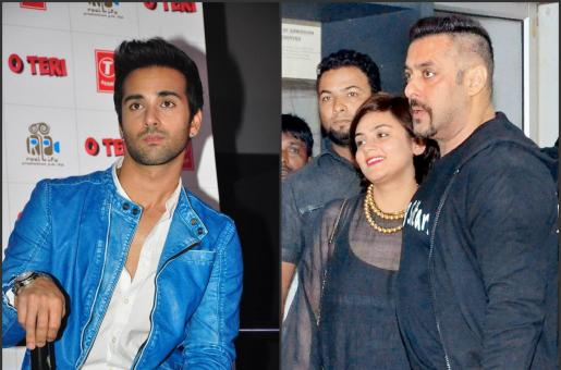 Pulkit Samrat and ex-wife Shweta Rohira Bumped into each other at Salman Khan's Eid Party