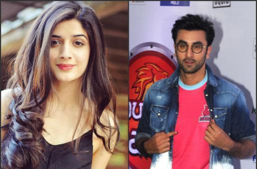 Is Mawra Hocane Dating Ranbir Kapoor?