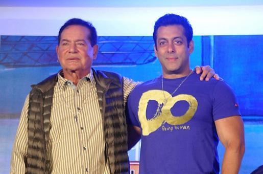 Dad Salim Khan Comes to Salman Khan's Rescue Again
