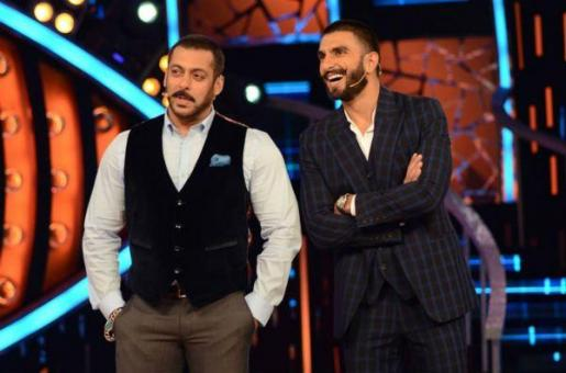 'I Want To Kill Ranveer Singh': Salman Khan