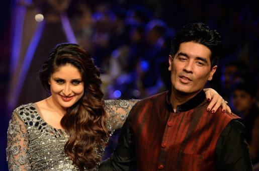 Manish Malhotra's Take on Kareena Kapoor Khan's Maternity Style