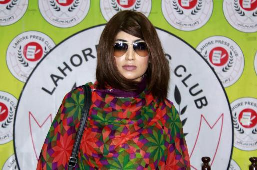 Pakistan's Qandeel Baloch Killed By Her Brother