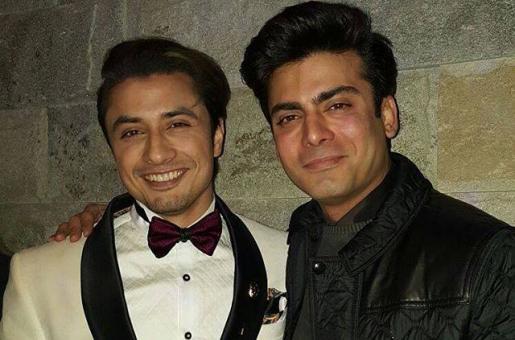 No Love Lost Between Fawad Khan and Ali Zafar