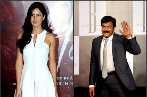 Katrina Kaif Rejects Offer to Star Opposite Chiranjeevi