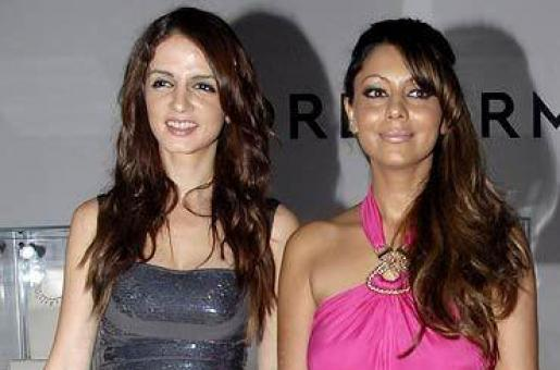 Have Gauri Khan and Sussanne Khan Set Their Professional Differences Aside?