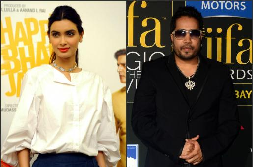 Mika Singh's SHOCKING Comment on Diana Penty