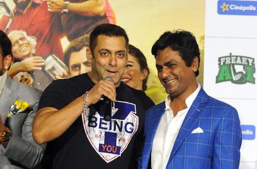Salman Khan Says Nawazuddin Siddiqui is a One Take Actor!