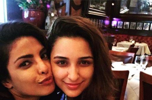 SIBLING LOVE: Priyanka Chopra and Parineeti Chopra's Adorable Selfie