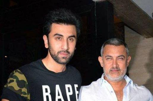 Aamir Khan to Play Ranbir Kapoor's Father in the Sanjay Dutt Biopic?