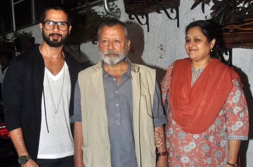 Shahid Kapoor's Parents Rush to Meet Mira Rajput in the Hospital