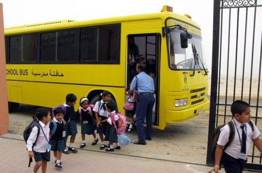 Schools in the UAE Open After Summer Break