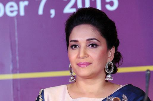 Madhuri Dixit Travels to the US to get Urgent Medical Treatment