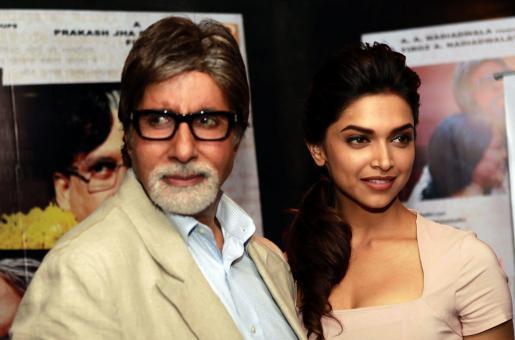 'Deepika Padukone Was Paid More Than Me in Piku': Amitabh Bachchan