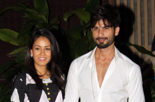 Shahid Kapoor and Mira Rajput Name Their Baby Girl?
