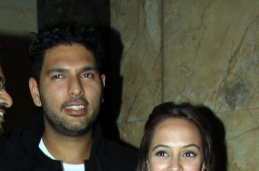 Yuvraj Singh Waited for Three Years to get a Date with Hazel Keech!