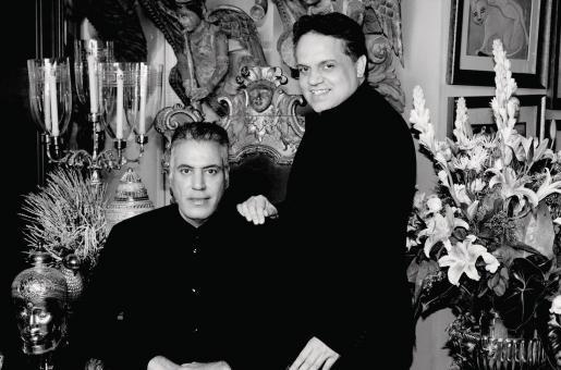 'We Are Born To Create': Abu Jani and Sandeep Khosla
